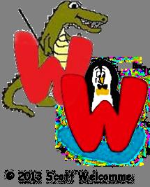Welcomme Wonderland Menu