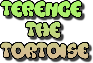 Image of the title 'Terence the Tortoise' by the song of the same name. One of Scott Welcomme's fun songs for kids from Welcomme Wonderland